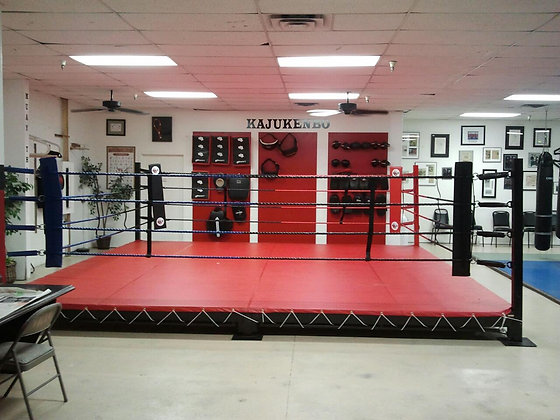 Low Level Boxing Ring
