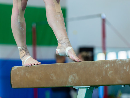 Gymnasts vs. Their Ankles