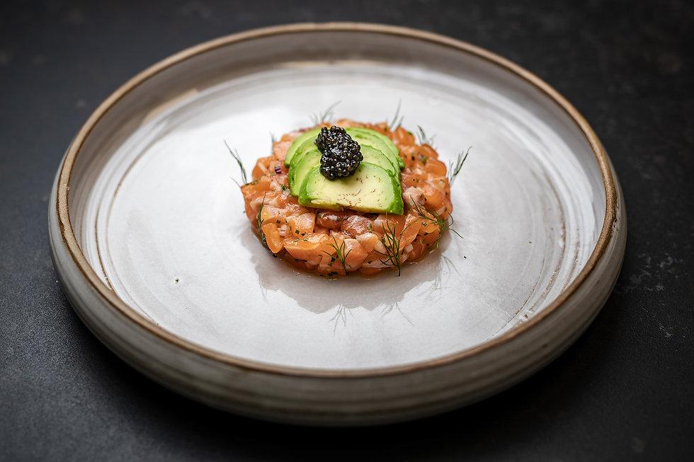 Caviar asetra selection