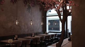 Testimonial för ett litet företag. Amoshi I göteborg där de berättar om sin restaurang samt Rancold.