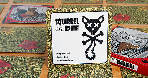 Squirrel Or Die - Fight in a Box