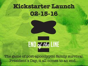 Kickstarter Launch Date Announced!
