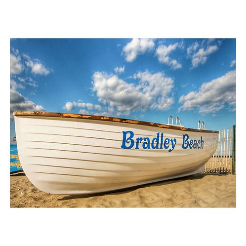 Bradley Beach Cutting Board