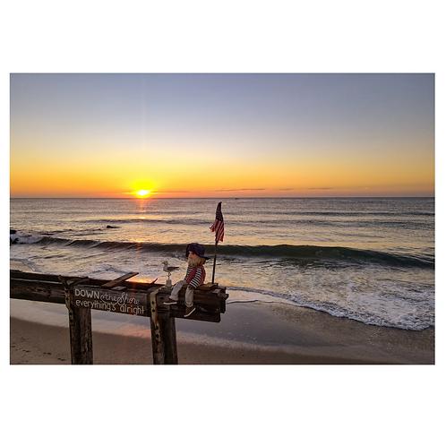 Ocean Grove Ralph Cutting Board