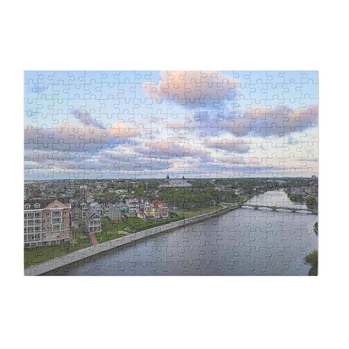 Puzzle & A Print: Ocean Grove x Asbury Park