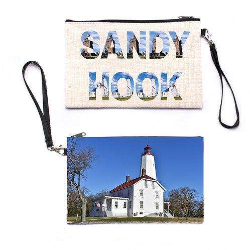 Sandy Hook Wristlet