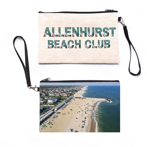 Allenhurst Beach Club Wristlet