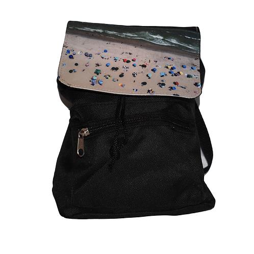 Sea Of Umbrellas - Mini Backpack