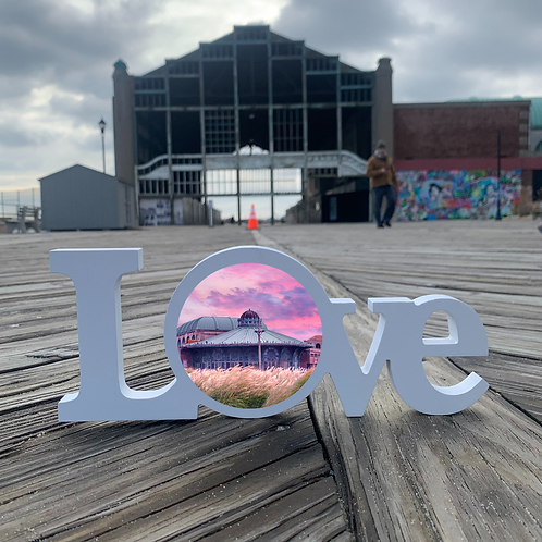 All you need is LOVE - Asbury Park