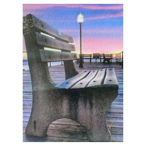 Sit N Sea Cutting Board