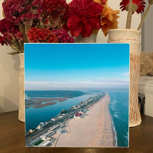 Hang or Tabletop Display - Sea Bright
