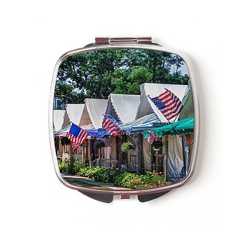 Ocean Grove Compact Mirror