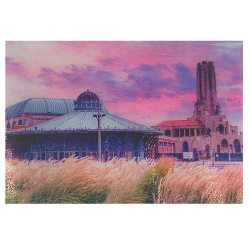 Tempered Glass Cutting Board - Asbury Park