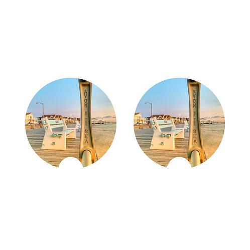 Car Coaster - Avon By The Sea