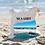 Thumbnail: Sea Girt Linen Tote Bag - Double Sided