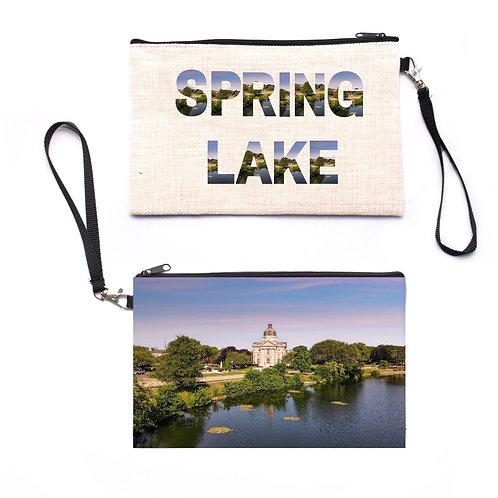 St. Catharine Spring Lake Wristlet