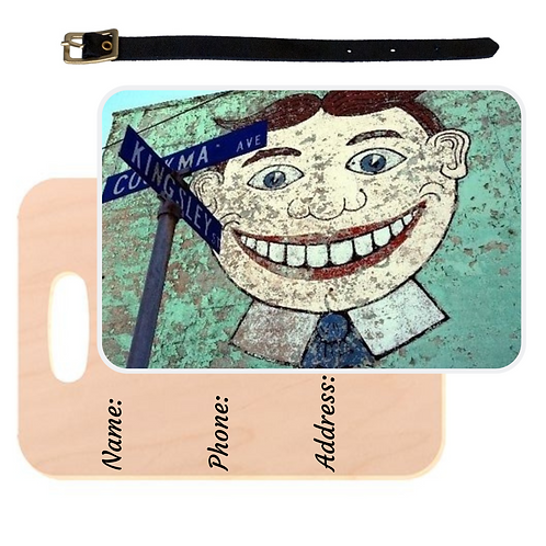 Tillie Luggage Tag