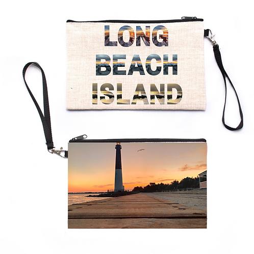 Long Beach Island Wristlet