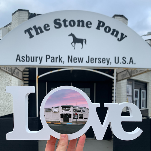 All you need is LOVE - Stone Pony