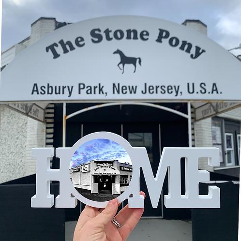 No Place Like HOME - Stone Pony