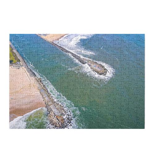 Puzzle & A Print: Manasquan x Point Pleasant