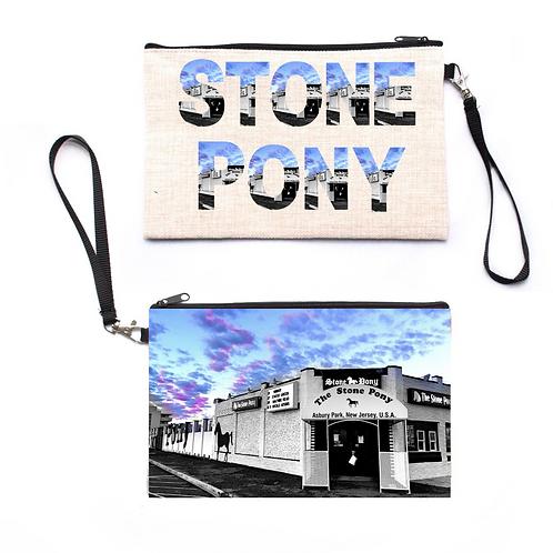 Stone Pony Wristlet