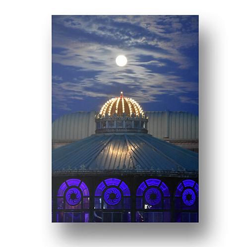 Asbury Park Super Moon