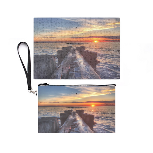 Puzzle In A Pouch: Summer Sunset