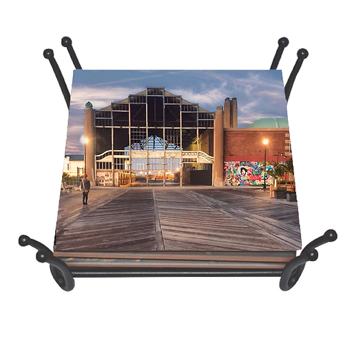 Asbury Casino Coaster