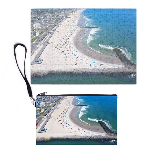 Puzzle In A Pouch: Avon By The Sea