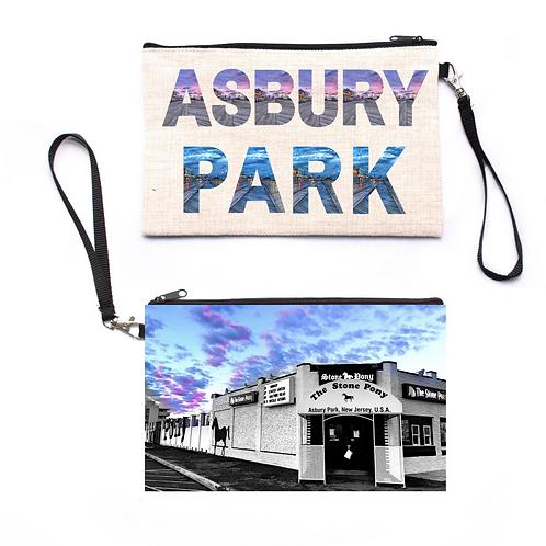 Stone Pony Asbury Park Wristlet