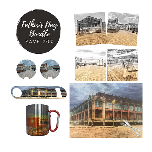 Father's Day Gift Bundle - Asbury Park Boardwalk