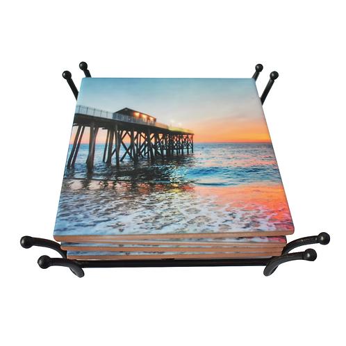 Belmar Fishing Pier Coaster