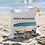 Thumbnail: Point Pleasant Linen Tote Bag - Double Sided