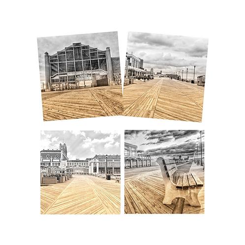 Asbury Park Coaster Set