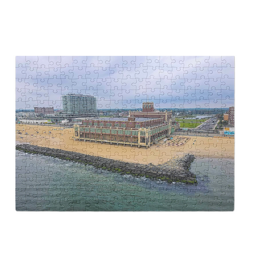 NEW Puzzle & A Print : Convention Hall