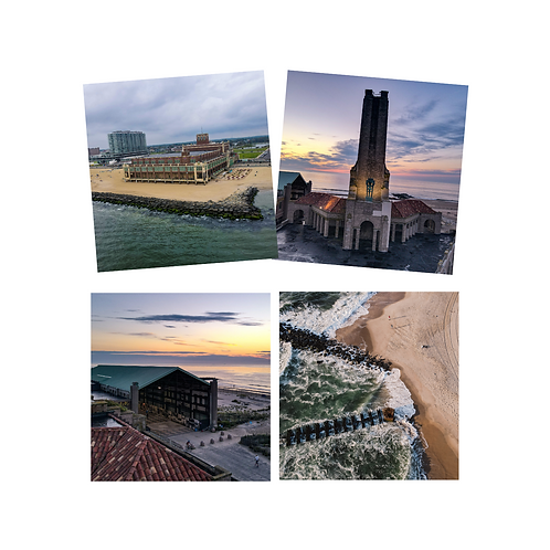 Asbury Park Coaster Set of 4