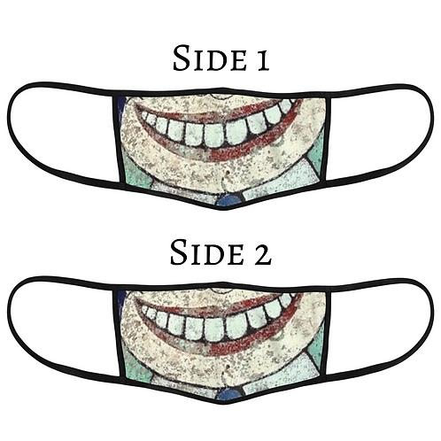 Reversible 3-Layer Face Mask - Tillie