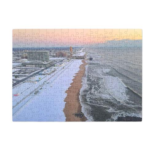 Asbury Winter Series x Puzzle & A Print
