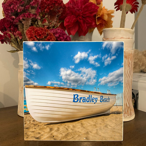 Hang or Tabletop Display -Bradley Beach