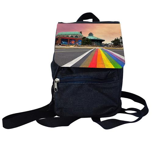 Rainbow Walkway - Mini Backpack