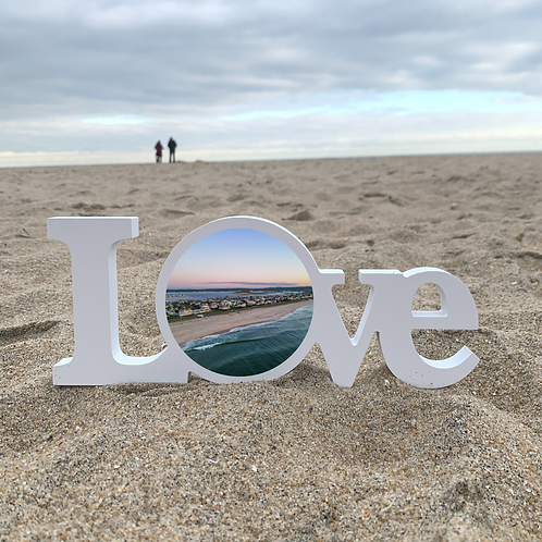 All you need is LOVE - Monmouth Beach