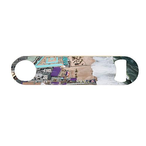 Jenks Boardwalk Bottle Opener - Double Sided