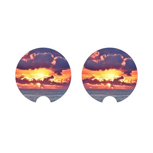Car Coaster - Crack Of Dawn