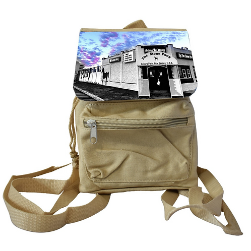 Stone Pony - Mini Backpack