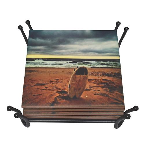 Surfboard Coaster