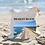 Thumbnail: Bradley Beach Linen Tote Bag - Double Sided -