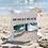 Thumbnail: Bradley Beach Linen Tote Bag - Double Sided
