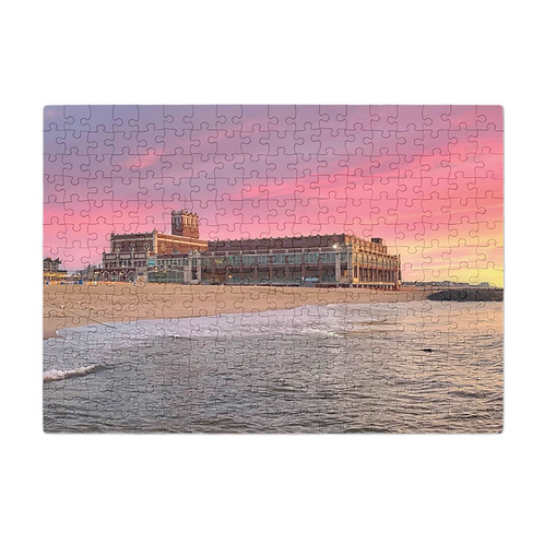 Puzzle & A Print: Convention Hall