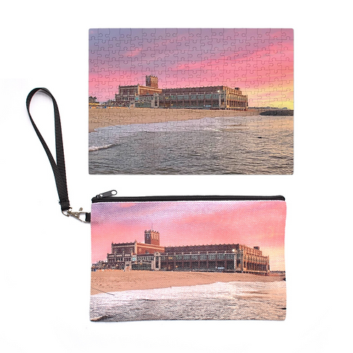 Puzzle In A Pouch: Convention Hall